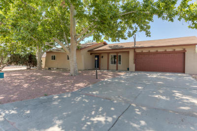Rio Rancho Single Family Home For Sale: 3908 La Frente Court SE