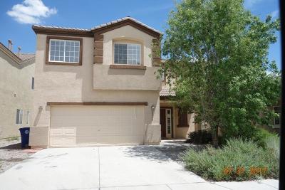 Albuquerque Single Family Home For Sale: 2818 Porto Street SW