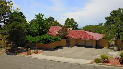 Albuquerque NM Single Family Home For Sale: $638,900