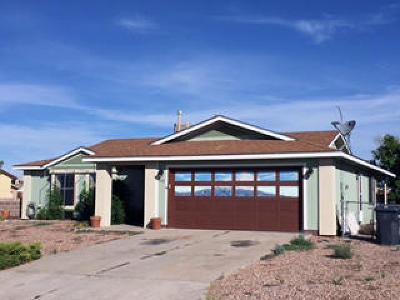 Rio Rancho Single Family Home For Sale: 1773 Allegheny Drive NE