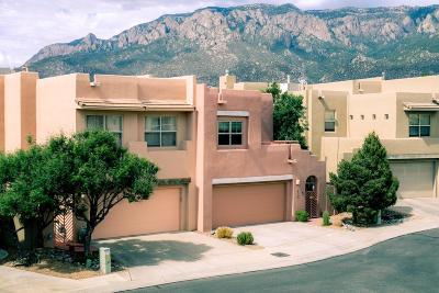 Single Family Home For Sale: 13109 Enchantment Lane NE