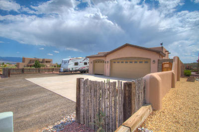 Rio Rancho Single Family Home For Sale: 6420 Honduras Road NE