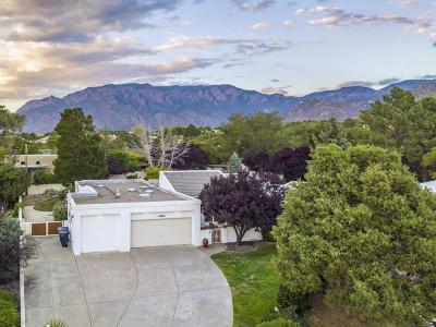 Single Family Home For Sale: 4620 Larchmont Drive NE