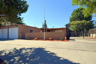 Albuquerque Single Family Home For Sale: 12304 Collier Court NE