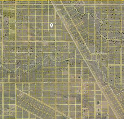 Rio Rancho Residential Lots & Land For Sale: 27th Street SW
