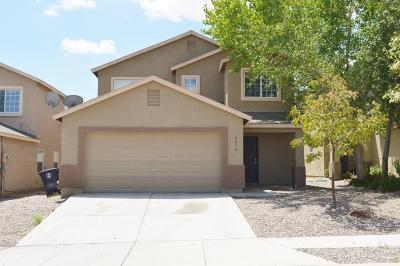 Albuquerque NM Single Family Home For Sale: $164,500