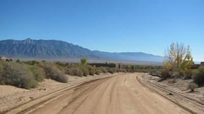 Albuquerque, Rio Rancho Single Family Home For Sale: 5724 Rio Oso Road NE