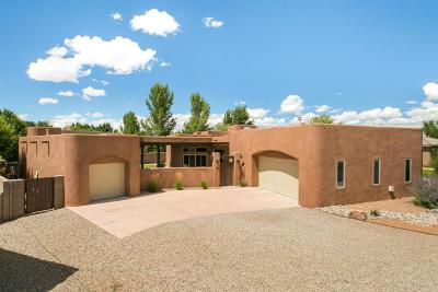 Bernalillo Single Family Home Active Under Contract - Reloca: 310 Plaza Consuelo