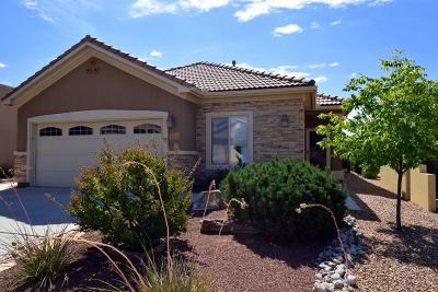 Bernalillo Single Family Home For Sale: 820 Desert Marigold Court