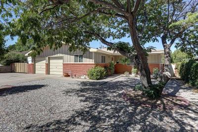 Albuquerque Single Family Home For Sale: 1501 Dakota Street NE