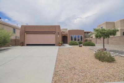 Rio Rancho Single Family Home For Sale: 1409 Tiffany Lane SE