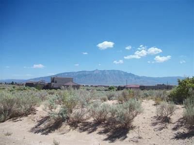 Rio Rancho Residential Lots & Land For Sale: 1798 Eucalyptus Road NE