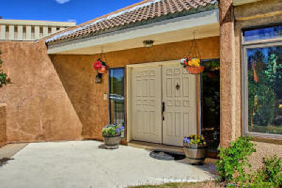 Albuquerque Single Family Home For Sale: 2108 Campbell Road NW