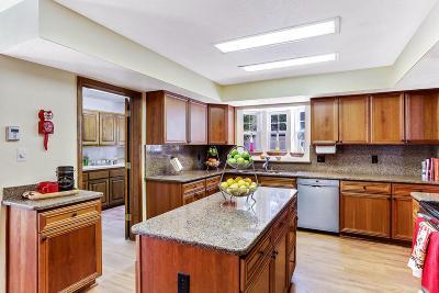 Albuquerque Single Family Home For Sale: 14017 Mesita Cliff Road NE