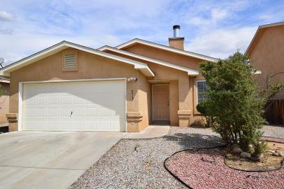 Albuquerque Single Family Home For Sale: 6419 Evesham Road NW