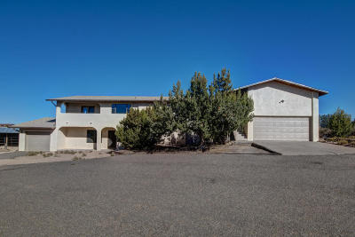 Placitas Single Family Home For Sale: 9 Atole Way