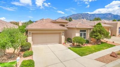 Single Family Home For Sale: 12605 Trillium Trail NE