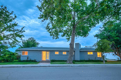 Albuquerque Single Family Home For Sale: 600 Raynolds Avenue SW