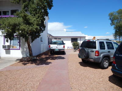 Albuquerque Single Family Home For Sale: 1715 Sigma Chi Road NE