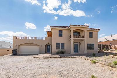 Rio Rancho Single Family Home For Sale: 1101 12th Street SE