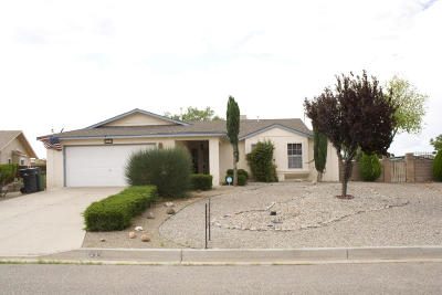 Rio Rancho Single Family Home For Sale: 2635 Withington Peak Drive NE