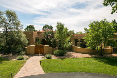Los Ranchos Single Family Home For Sale: 5411 Eakes Road NW