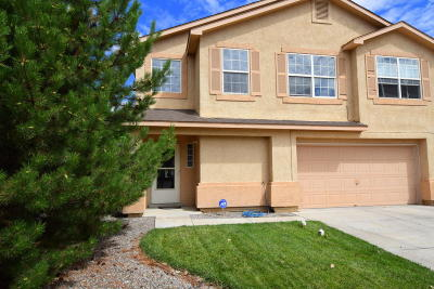 Rio Rancho Single Family Home For Sale: 601 Autumn Meadows Drive NE
