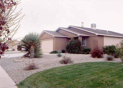 Rio Rancho Single Family Home For Sale: 3100 Laurel Meadows Drive NE