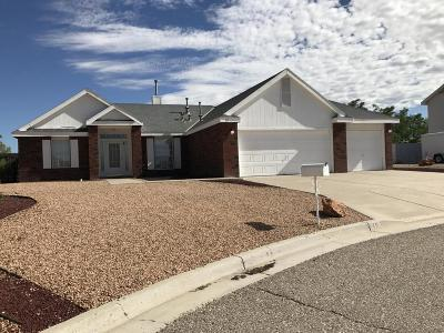 Valencia County Single Family Home For Sale: 15 Seda Place