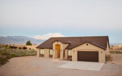Rio Rancho Single Family Home For Sale: 1772 17th SE