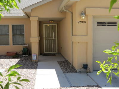 Rio Rancho Single Family Home For Sale: 2900 Walsh Loop SE