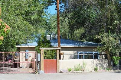 Placitas, Bernalillo Multi Family Home For Sale: 961 San Felipe Road