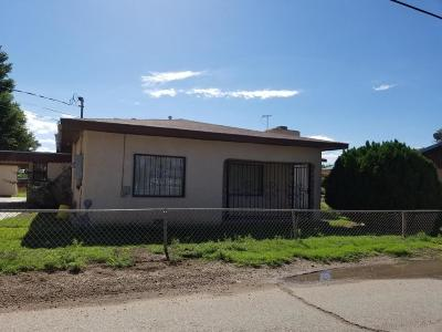 Valencia County Single Family Home For Sale: 912 N Gabaldon Road