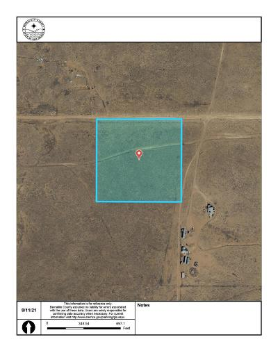 Bernalillo County Residential Lots & Land For Sale: Off Pajarito #3 Road SW