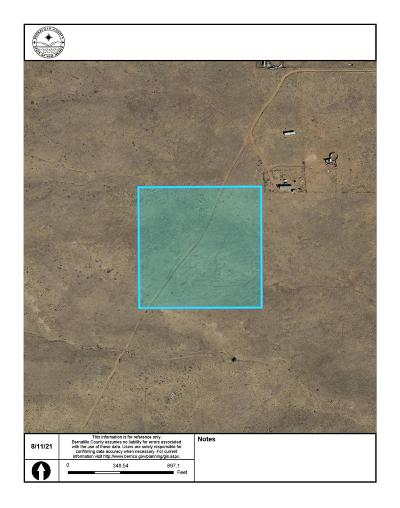 Bernalillo County Residential Lots & Land For Sale: Off Pajarito #4 Road SW