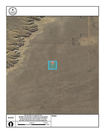 Bernalillo County Residential Lots & Land For Sale: Off Pajarito #9 Road SW