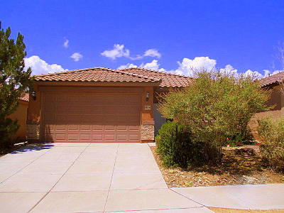 Rio Rancho Single Family Home For Sale: 3517 Tierra Abierta Place NE