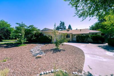 Albuquerque Single Family Home For Sale: 1501 Cardenas Drive NE