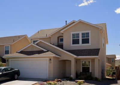 Rio Rancho Single Family Home For Sale: 1329 Yucatan Drive SE