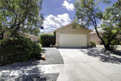 Albuquerque Single Family Home For Sale: 8404 SW Vista Clara Lane SW