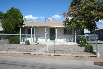 Albuquerque Single Family Home For Sale: 1214 Amado Street NW