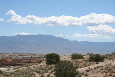 Rio Rancho Residential Lots & Land For Sale: 1600 Acorn Loop NE