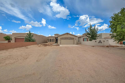 Albuquerque, Rio Rancho Single Family Home For Sale: 2808 NE Chayote Road NE