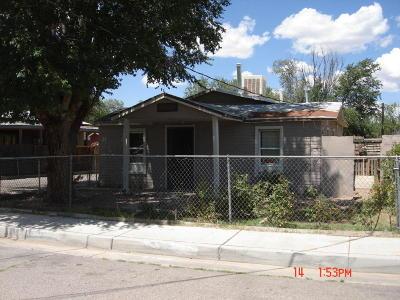 Albuquerque Single Family Home For Sale: 15 NW Phoenix Northwest Avenue NW