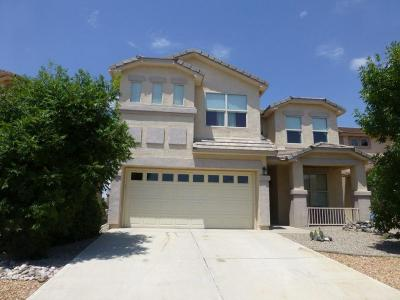 Rio Rancho Single Family Home For Sale: 2060 Violeta Circle SE