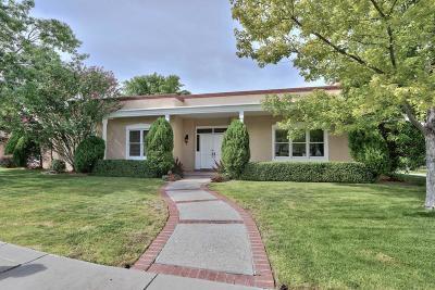 Albuquerque Single Family Home For Sale: 11100 Double Eagle NE