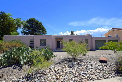 Albuquerque Single Family Home For Sale: 306 Hermosa Drive SE