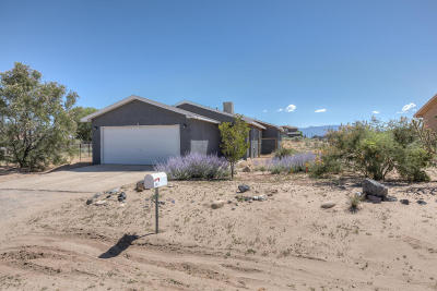 Albuquerque, Rio Rancho Single Family Home For Sale: 500 1st Street SW