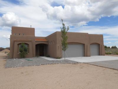 Rio Rancho Single Family Home For Sale: 812 6th Street NE