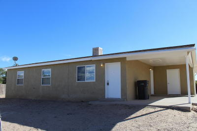 Albuquerque NM Single Family Home For Sale: $118,900